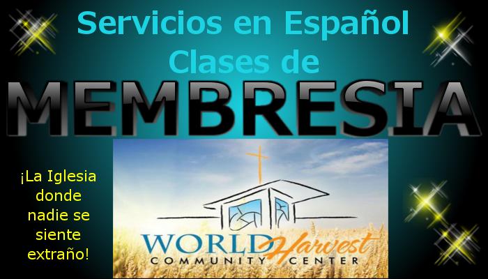 """Clases de Membresia"" Servicios en Español"