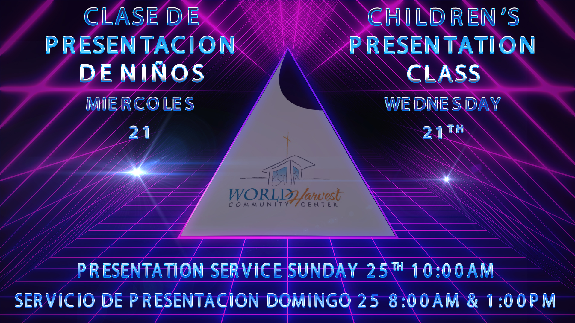Children's Presentation Class Wed. March 21st.
