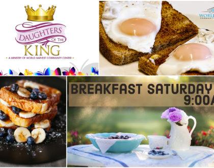 DOK breakfast July 21th
