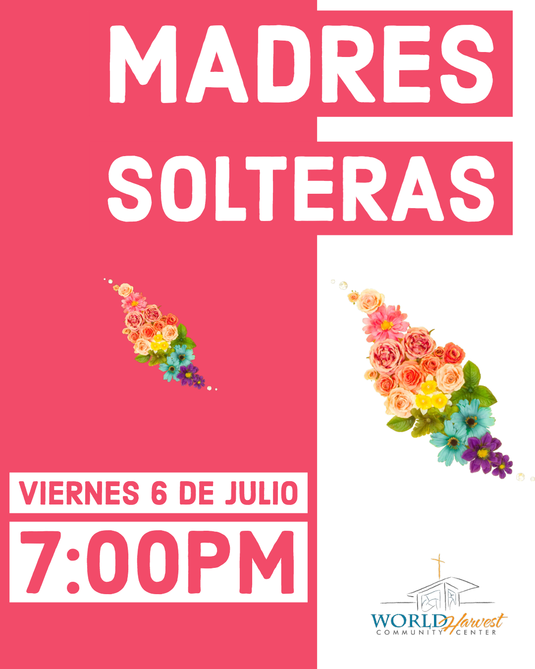 Ministerio Madres Solteras