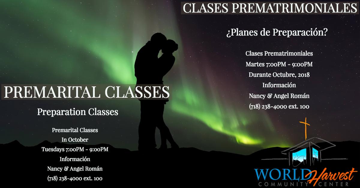 Premarital Classes