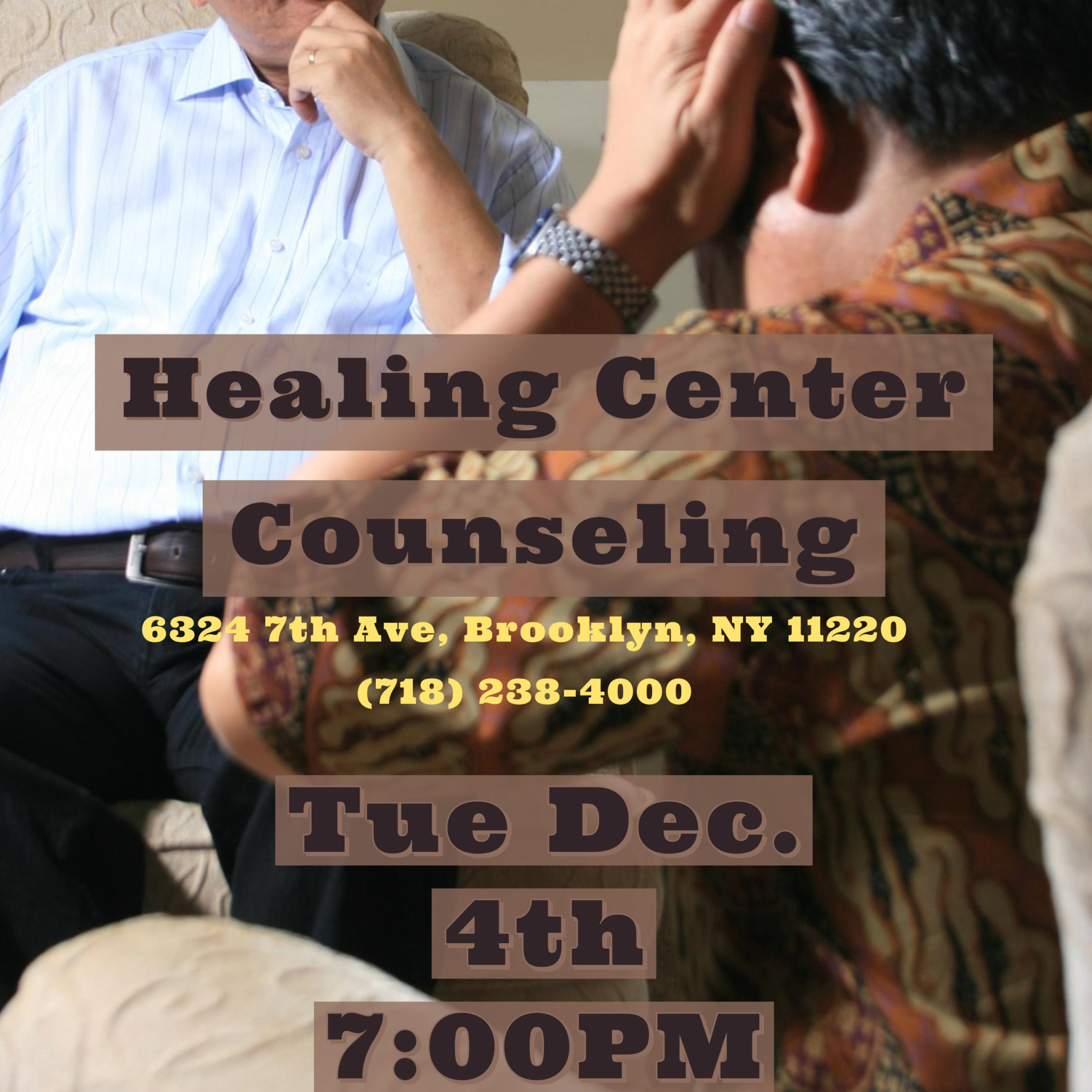 Healing Center Counseling