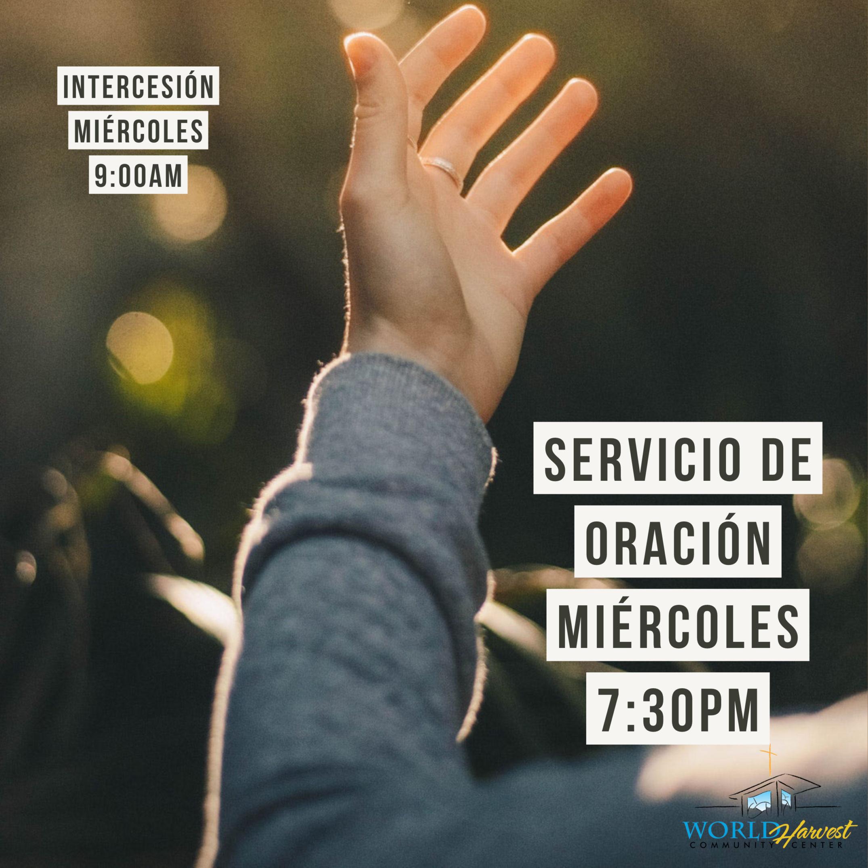 Intercesión & Servicio de Oración